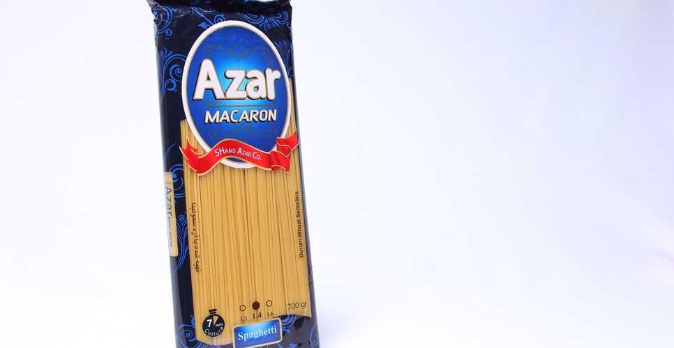 ماکارونی اسپاگتی
